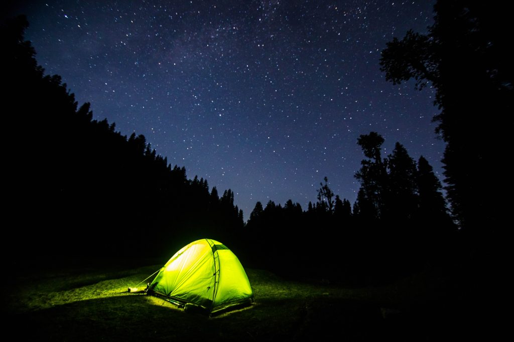 Mountain Camping – Why it is So Different