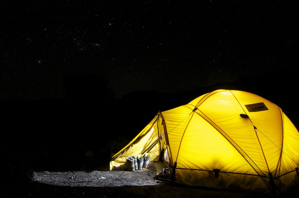 Discovering Nature – Benefits of Green Camping